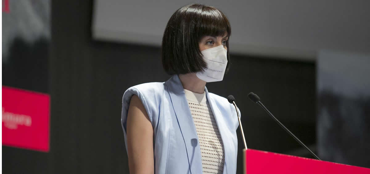 Diana Morant, ministra de Ciencia e Innovación (Foto. EP)