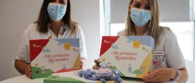 'Mis primeros recuerdos', proyecto de Ribera para bebés adoptados