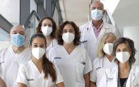 El servicio de Psiquiatría del Hospital Universitario y Politécnico La Fe de Valencia (Foto: Hospital La Fe)