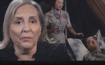 Fragmento de 'La película de mi vida' con Teresa Regueiro como protagonista (Foto. Canal de Youtube del CEMMP)