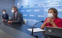 El Gobierno Vasco refuerza las medidas sanitarias para hacer frente a la Covid-19 ante la llegada de personas trabajadoras temporeras en el periodo de vendimia (Foto: Irekia)