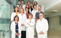 La Unidad de Enfermedades Neuromusculares y Enfermedades Raras del Hospital La Fe (Foto: La Fe)