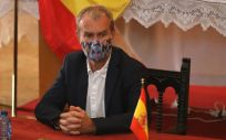 Fernando Simón, director del CCAES (Foto: Javier Escriche - Europa Press)