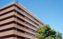 Hospital de Albacete (Foto: JCCM)