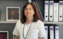 La doctora y jefa de sección de Neurología del Hospital Universitario La Paz, Blanca Fuentes (Foto: La Paz)