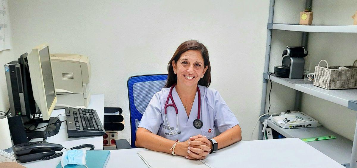 La jefa de Sección de Medicina Intensiva del Hospital General Universitario de Alicante, Mónica Díaz (Foto: Hospital de Alicante)