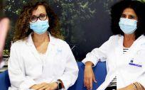 Las doctoras del Hospital Universitario de Torrejón atienden a un joven con problemas de salud mental (Foto. Hospital de Torrejón)