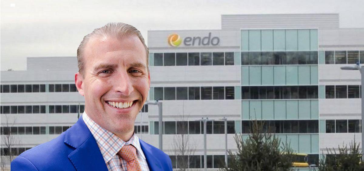 Blaise Coleman, CEO de Endo International