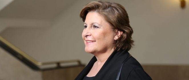 Begoña Barragán, superviviente del linfoma y presidenta de AEAL y GEPAC (Foto. GEPAC)