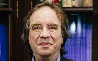 El Dr. Amós García Rojas, representante español del Comité Permanente de la OMS en Europa (Foto. AEV)