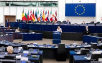 Sesión en el pleno del Parlamento Europeo (Foto: PE)