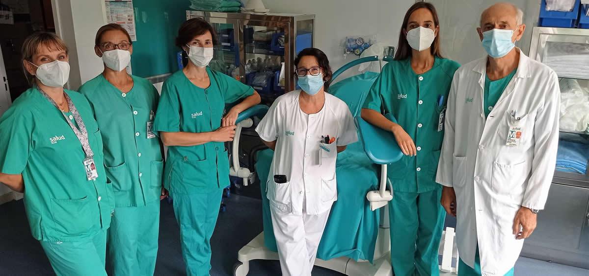 El Ministerio de Sanidad otorga al Hospital Miguel Servet el I premio nacional de Prácticas Seguras en la atención al parto (Foto: Gobierno de Aragón)