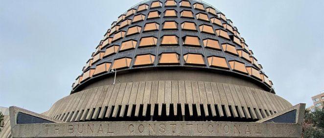Sede del Tribunal Constitucional (Foto: Eduardo Parra - EP)