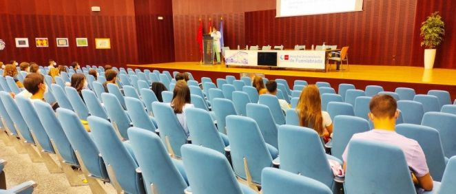 El Hospital de Fuenlabrada recibe a la nueva promoción de estudiantes de Medicina