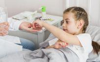 Medicamentos y niños (Foto. Freepik)