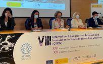 VIII Congreso Internacional de Investigación e Innovación en Enfermedades Neurodegenerativas, que ha estado presidido por Su Majestad la Reina Doña Sofía (Foto: Comunidad de Madrid)