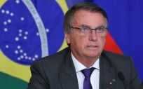 El presidente de Brasil, Jair Bolsonaro. (Foto. Marcos Corrêa. PR)