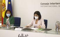 Pleno del Consejo Interterritorial del Sistema Nacional de Salud del 22 de septiembre de 2021 (Foto: Pool Moncloa - César P Sendra)