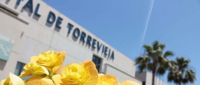 Hospital de Torrevieja.