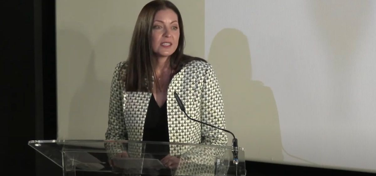 María Dolores Moreno Molino, viceconsejera de Humanización Sanitaria de la Comunidad de Madrid (Foto. ConSalud.es)