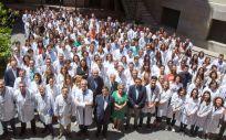 Profesionales del Área de Oncología de Incliva (Foto. Incliva)