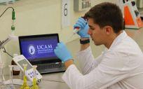 El investigador de la Universidad Católica San Antonio de Murcia (UCAM), Ramiro Alonso Salinas (Foto: UCAM)