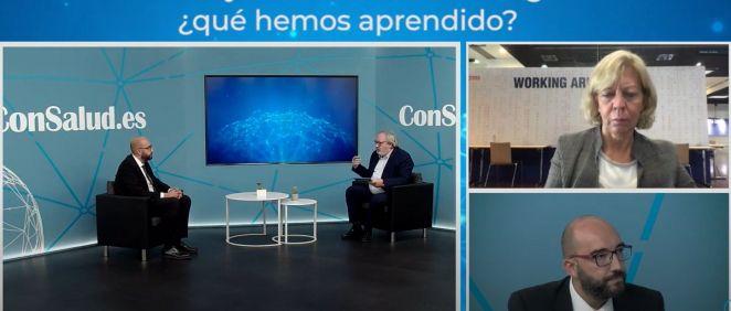 Taller Covid 19 y enfermedad oncológica (Foto. ConSalud.es)