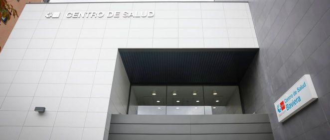 Centro de Salud Baviera. (Foto. Comunidad de Madrid)