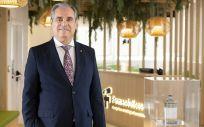 Jesús Aguilar, presidente del Consejo General de Colegios Oficiales de Farmacéuticos (Foto: CGCOF)