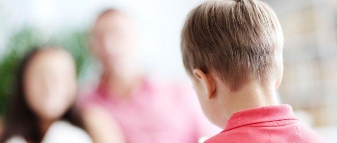 Trastornos mentales en niños. (Foto. Freepik)