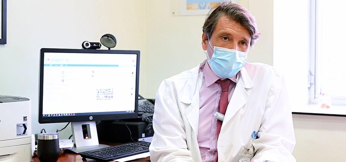 El director del Instituto de Psiquiatría y Salud Mental del Hospital Gregorio Marañón, Celso Arango (Foto: Gregorio Marañón)