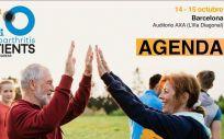 Cartel del 5º Congreso Internacional de Pacientes con Artrosis
