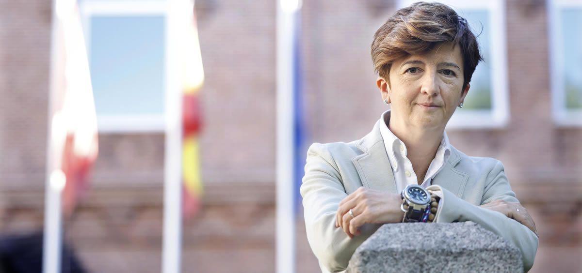 La psiquiatra responsable de la Oficina Regional de Salud Mental y Adicciones de la Consejería de Sanidad de Madrid, Mercedes Navío (Foto: Consejería de Sanidad de Madrid)