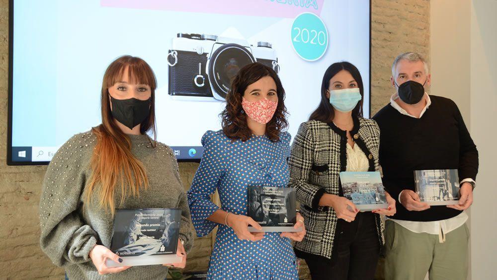 Los ganadores de FotoEnfermería 2020 recogen sus premios