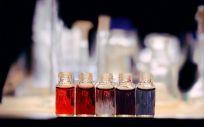 Nanopartículas oro (Foto. CSIC)