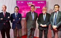 Presentación del congreso que tendrá lugar en Pamplona (Foto. SEHH)