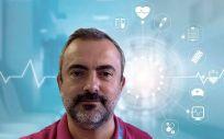 Felipe Gómez Gómez, científico senior del Centro de Astrobiología (CAB). (Fotomontaje. ConSalud)