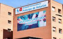 Hospital Universitario Príncipe de Asturias, de Alcalá de Henares (Foto: HUPA)