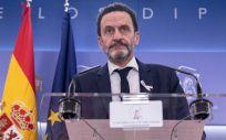Edmundo Bal, portavoz adjunto de Ciudadanos en el Congreso de los Diputados (Foto: Cs)