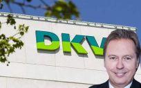Josep Santacreu, CEO de DKV Seguros (Foto. Fotomontaje ConSalud.es)