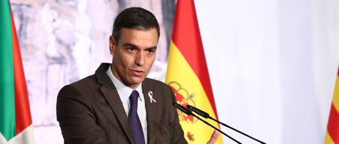 El presidente del Gobierno Pedro Sánchez. (Foto: Pool Moncloa/Fernando Calvo)