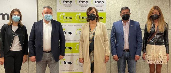 Reunión de la Comisión Ejecutiva de la Federación Regional de Municipios y Provincias (Foto: FRMP)