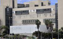 Hospital Universitario de Gran Canaria Doctor Negrín (Foto: Gobierno de Canarias)