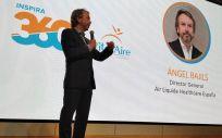 Ángel Bajils, director general de Air Liquide Healthcare España.