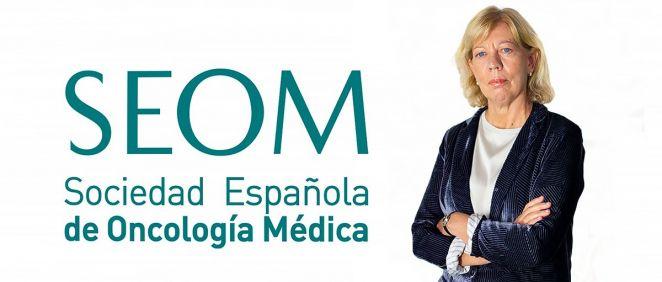 La doctora Enriqueta Felip (Foto: SEOM)