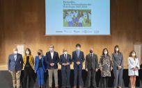El lehendakari, Iñigo Urkullu, ha presidido la presentación de la Estrategia Sociosanitaria de Euskadi en un acto en el BEC (Foto: Irekai/Jon Rodríguez Bilbao)