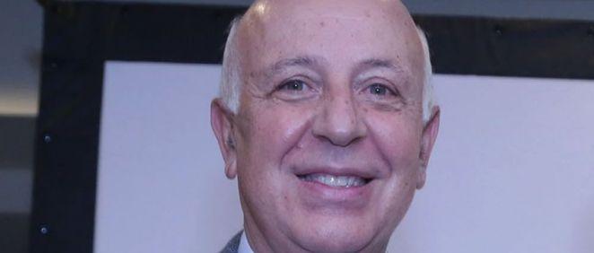El doctor Javier García, presidente de la sociedad científica (Foto. Neumomadrid)