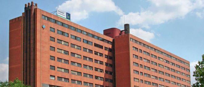 Hospital Universitario de Guadalajara (Foto: JCCM)