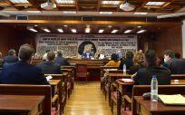 Reunión de la Comisión de Sanidad del Senado (Foto: @Senadoesp)