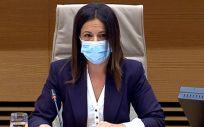 Silvia Calzón, secretaria de Estado de Sanidad (Foto: Congreso)